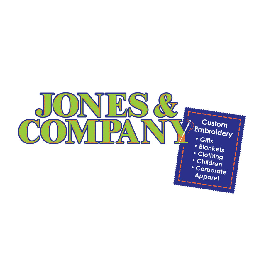 jones and company business card branding by kelly parke