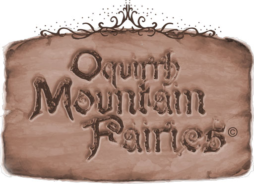oquirrh mountain fairies logo by kelly parke